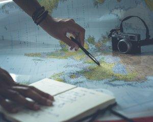 El viajar es un placer...