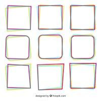 Foto de Memorizando cuadrados de colores y campanas